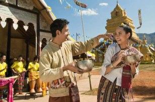 The Songkran Celebration