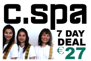 Cork Thai Massage November Deal