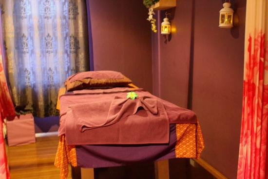View Of Thai Massage Treatment Room
