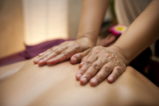 Thai Hands Soothe Body