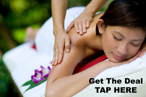 Thai Massage Deal In Cork