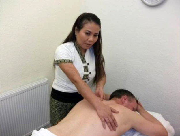 Thai Therapist Massage Techniques