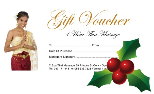 Massage-Voucher-Cork