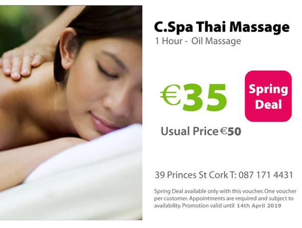 Mature massage ireland